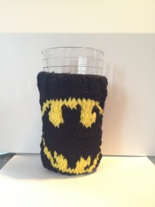 Batman Koozie