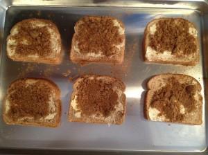 Cinnamon Toast 1