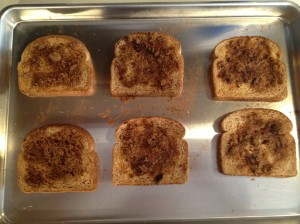Cinnamon Toast 2