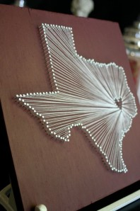 Texas Plaque Inspiration