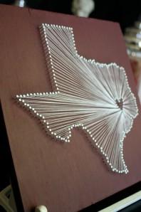 Texas Plaque Inspiration