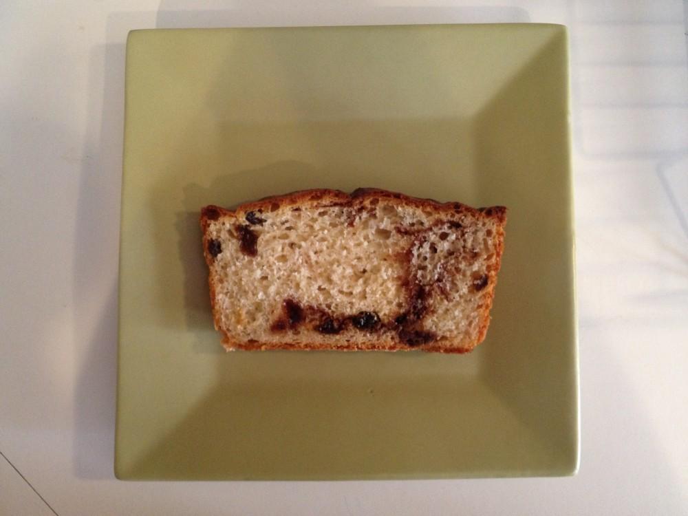 World's Best Cinnamon Raisin Bread (1/6)