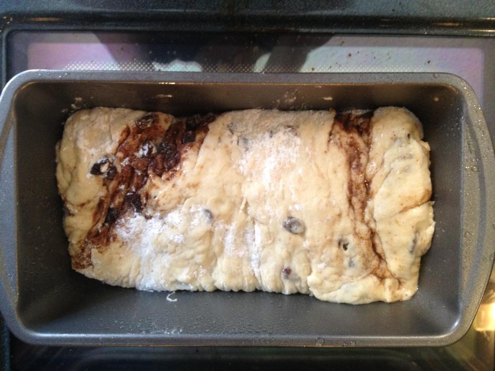World's Best Cinnamon Raisin Bread (5/6)