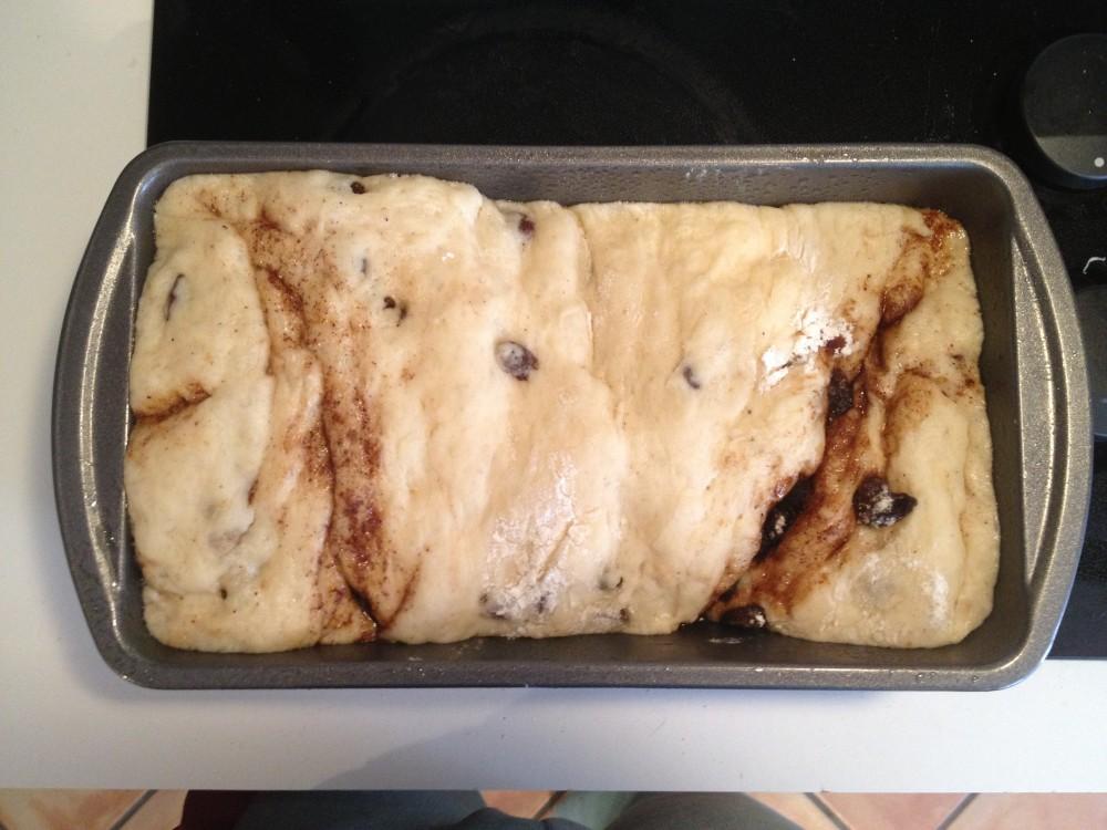 World's Best Cinnamon Raisin Bread (6/6)