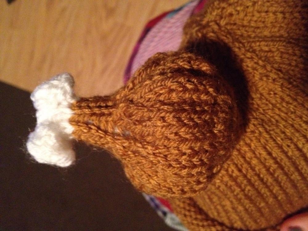 Baby Turkey Hat (2/6)