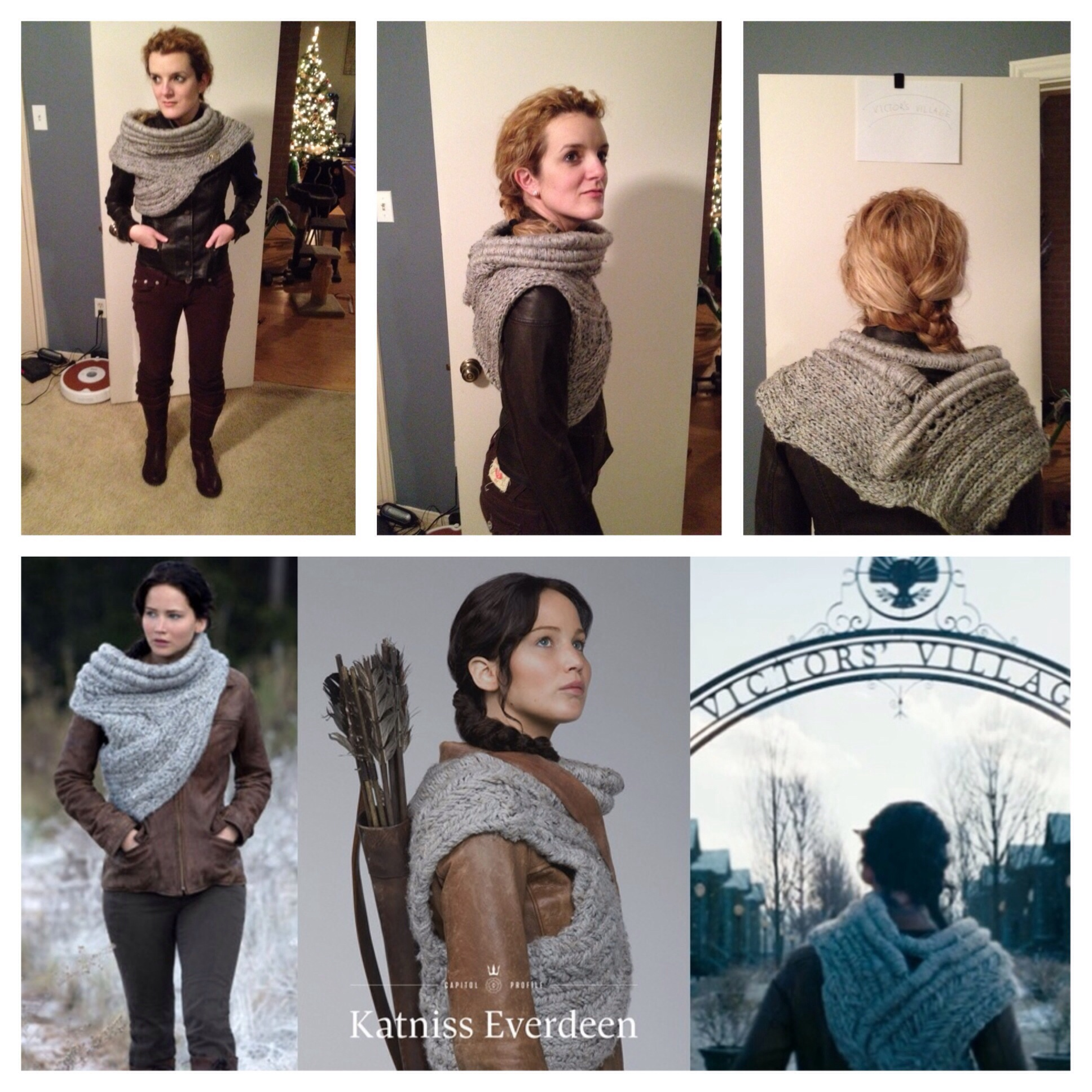 Katniss Cowl Engineeredcreations