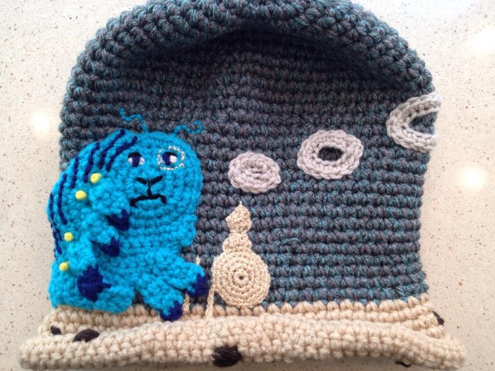 Mad Hatter Crochet Challenge - Absolem (3/4)